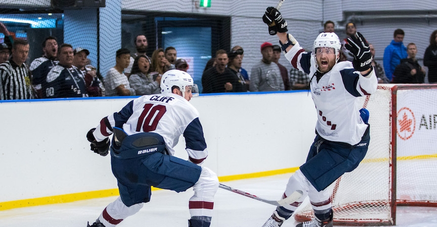 Sydney Ice Dogs Shut Out Bears